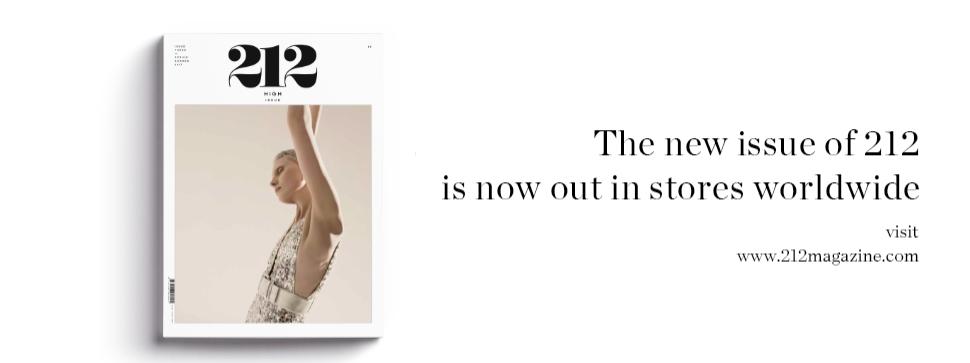 212 Magazine 3rd Issue