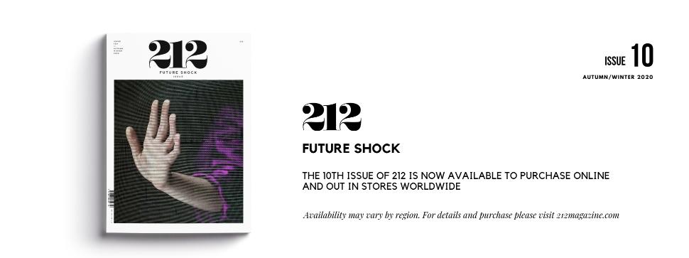 212 Magazine Issue 10