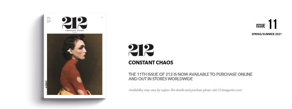 212 Magazine Issue 11